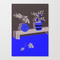 Lemon Canvas Print
