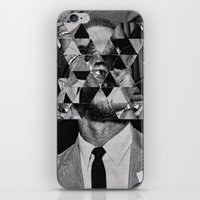 Malcolm x iPhone & iPod Skin