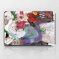 Groupuscule Moinards iPad Case
