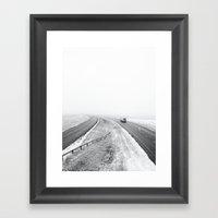 Artery Framed Art Print