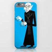 iPhone & iPod Case featuring The Halloween Series - Nosferatu by Oliver Lake