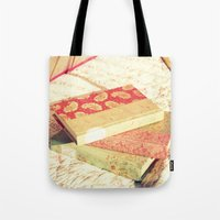 She Has Stories For Days Tote Bag