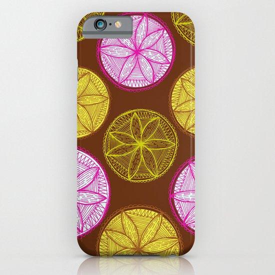 Folk Floral iPhone & iPod Case