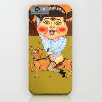 Doggy Ride iPhone 6 Slim Case