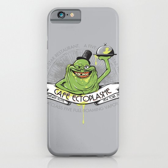 Café Ectoplasme iPhone & iPod Case