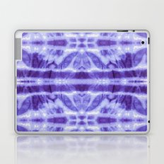 Tie Dye Twos Violet Hues Laptop & iPad Skin