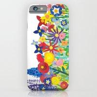 Flowery Bouquet iPhone 6 Slim Case