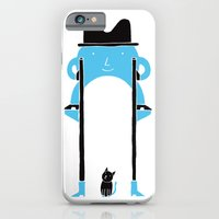 Mr Blue Boy iPhone 6 Slim Case
