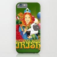 Natural Born Irish  iPhone 6 Slim Case