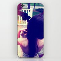 Concert for One iPhone & iPod Skin