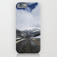Snowy Road iPhone 6 Slim Case