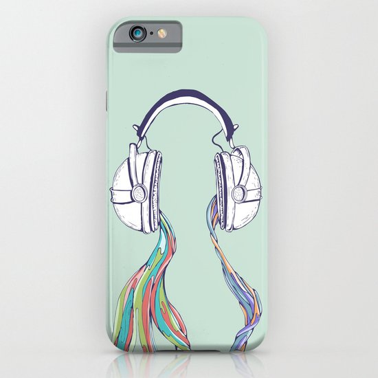 Let The Music Flow iPhone & iPod Case