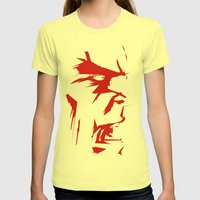 Dr. RO - Operations Prelude EP Womens Fitted Tee Lemon SMALL