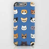 Happy Cats iPhone 6 Slim Case
