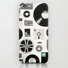 Data iPhone 6 Slim Case