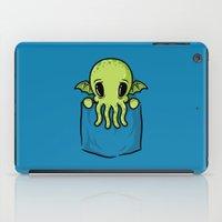 Pocket Cthulhu iPad Case
