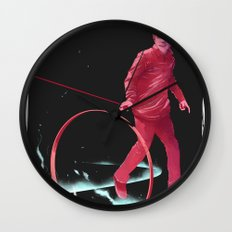 Trailblazer Wall Clock