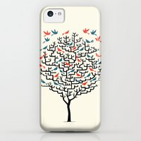 iPhone Cases featuring Out On a Lark by Oliver Lake