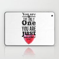 You are not the only One. Laptop & iPad Skin