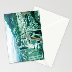 Different colors, the same city! Stationery Cards