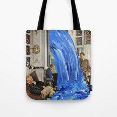 wavve Tote Bag