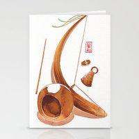 Capoeira 248 Stationery Cards
