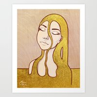 Aurelia Art Print