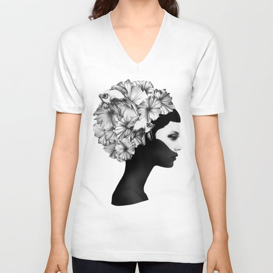 Marianna V-neck T-shirt