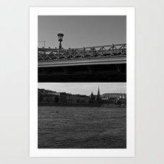 Budapest Art Print