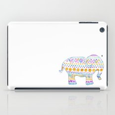 boho elephant iPad Case
