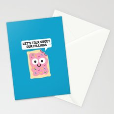Tart Therapy Stationery Cards