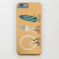 See London On A Bike iPhone 6 Slim Case