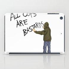 All Cops Are Bastard !!! iPad Case