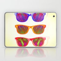 Sunglasses In Paradise Laptop & iPad Skin