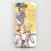 Keep Austin Weird By Kat… iPhone 6 Slim Case