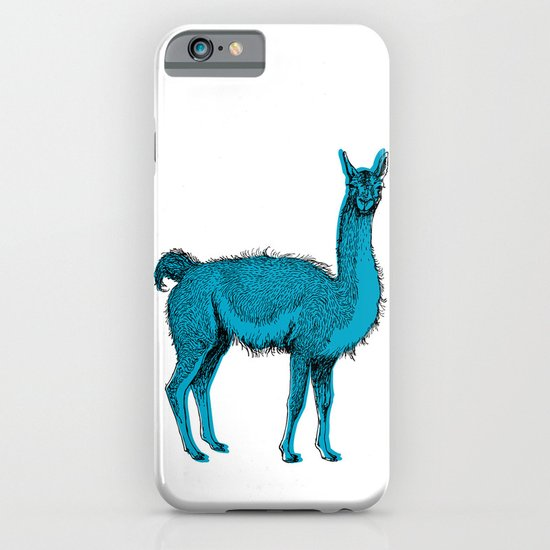 guanaco iPhone & iPod Case