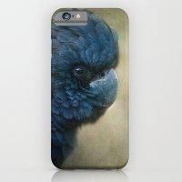 Black Cockatoo No 2 iPhone 6 Slim Case