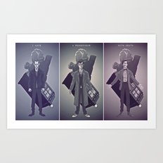 Rendezvous Art Print