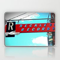 Reckless Records ~ Chica… Laptop & iPad Skin