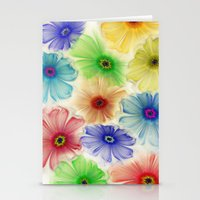 Flowers For Eternity Stationery Cards