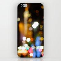 '42nd STREET'S BRIGHT LI… iPhone & iPod Skin