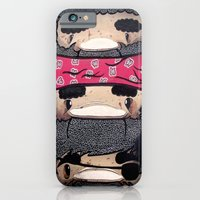 iPhone & iPod Case featuring Pirate Totem. by Rachel Alderson