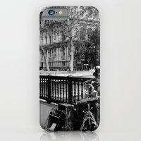 Street Musician iPhone 6 Slim Case