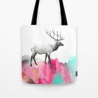 Wild No. 2 // Elk Tote Bag