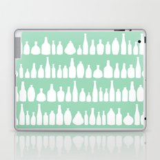 Bottles Mint Laptop & iPad Skin