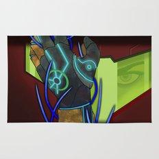 Metroid Prime: Corruption Rug