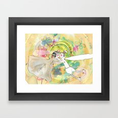 wedding Framed Art Print