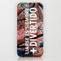 iPhone & iPod Case featuring Liándonos by Golosinavisual