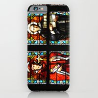 iPhone & iPod Case featuring Stained glass by Marieken