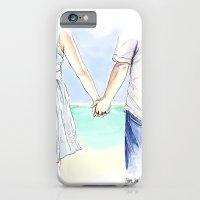 Katie & Tom iPhone 6 Slim Case